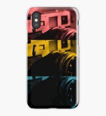 Colors of rangefinder iPhone Case/Skin