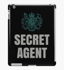 SUPER SECRET UNDERCOVER AGENT iPad Case/Skin