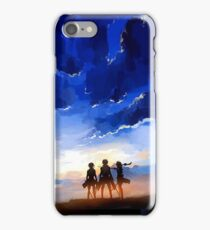 Friendhip iPhone Case/Skin
