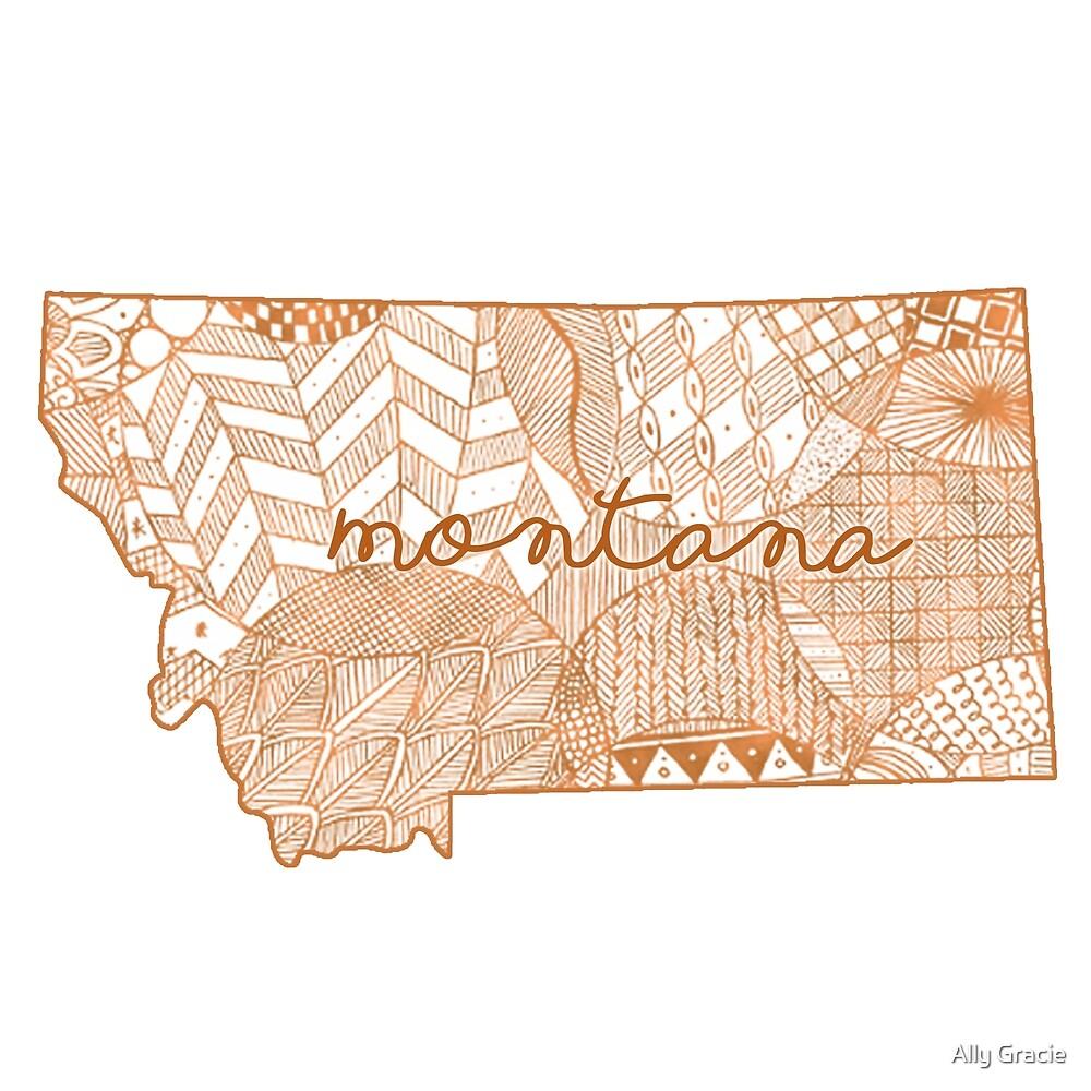 Montana by Ally Gracie