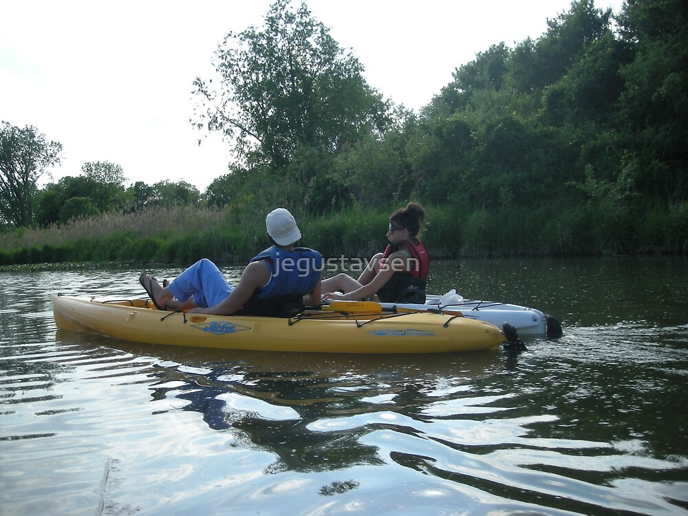 Kayaking 2 by jegustavsen