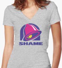 Schande der Throne Shirt mit V-Ausschnitt