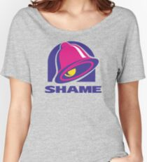 SHAME OF THRONES  Women's Relaxed Fit T-Shirt
