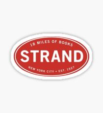 the strand Sticker