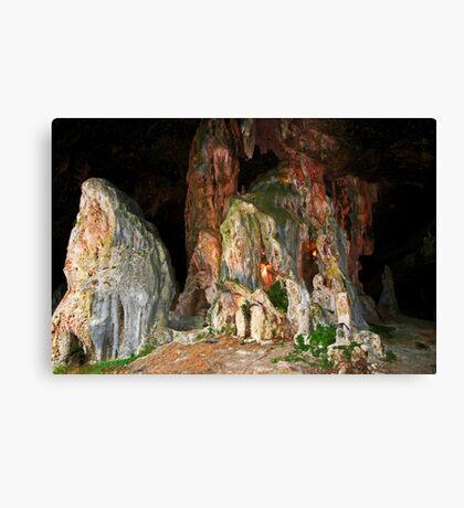 Arbecrombie Höhle Leinwanddruck