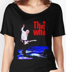 The Who - Townshend I Women's Relaxed Fit T-Shirt