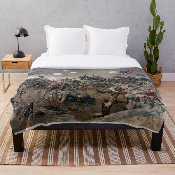 USA Grunge Drapeau Design Doux Couverture Polaire Couverture Throw Blanket Bed L /& sprints