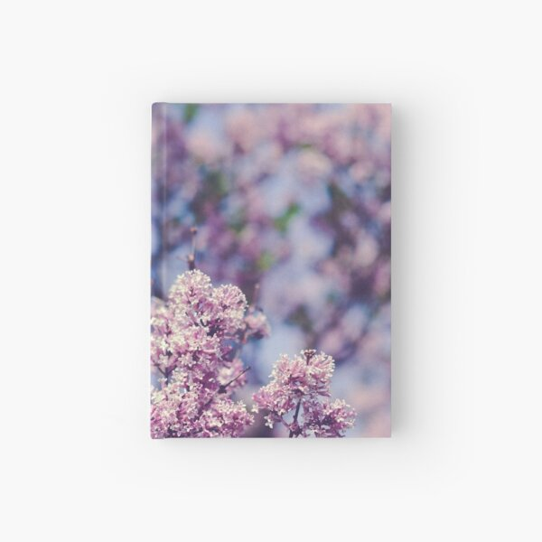 She Was an Introvert With a Beautiful Universe Within Hardcover Journal