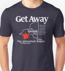 Get Away – Upstate New York T-Shirt