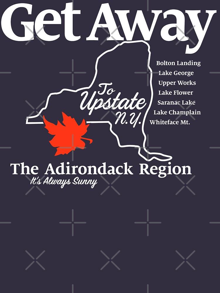 Get Away –Upstate New York by brendonrush