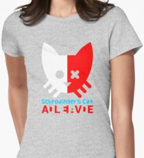 Schrodinger's cat is dead and alive T-Shirt
