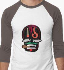 Soulgar Men's Baseball ¾ T-Shirt