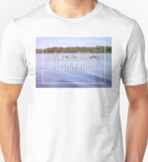 I'd rather be at the lake. T-Shirt