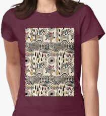 no hoax Womens Fitted T-Shirt