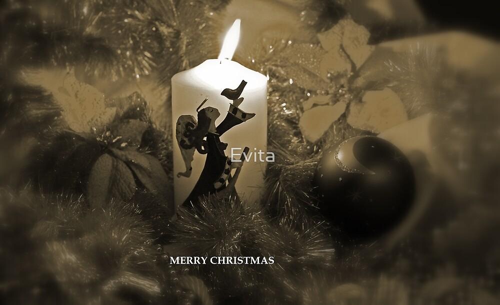 Merry Christmas by Evita