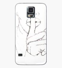 Secret Sketch Case/Skin for Samsung Galaxy