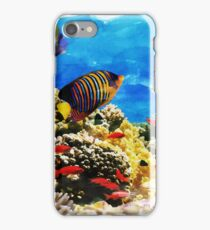 Beautiful Coral Reef iPhone Case/Skin