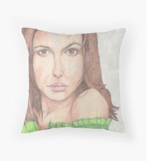 Amadala Throw Pillow