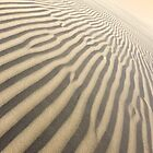 Sand Ripples - Huacachina Desert, Peru by GypsySoulImages