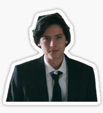 Jughead Jones Suit - Riverdale Sticker
