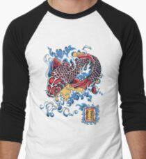 Koi t-shirt Men's Baseball ¾ T-Shirt