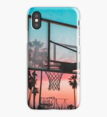GTA Basketball Sunset iPhone Case/Skin