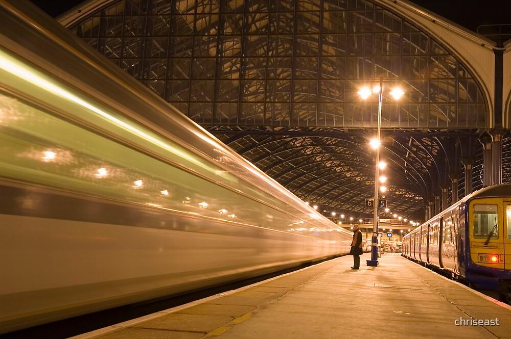 Brighton Station by chriseast