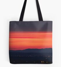 West Lothian Sunset Tote Bag