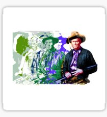 Jimmy Stewart. Sticker