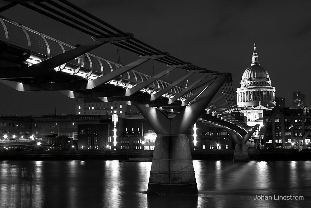 Millennium Bridge by Johan Lindstrom