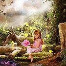 Custom Fairy Portrait by lucidcrew