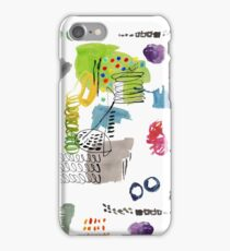 painted hope  iPhone Case/Skin