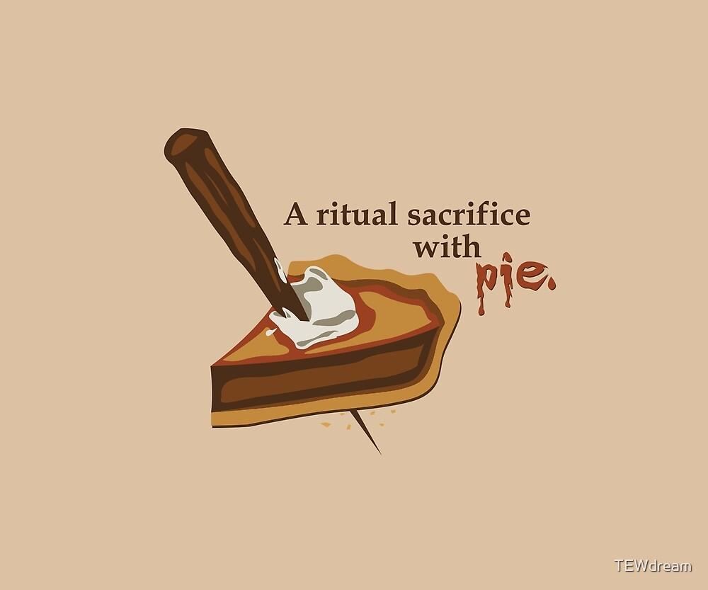 Ritual Sacrifice by TEWdream