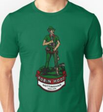 Robin Hood Cycle Co Unisex T-Shirt