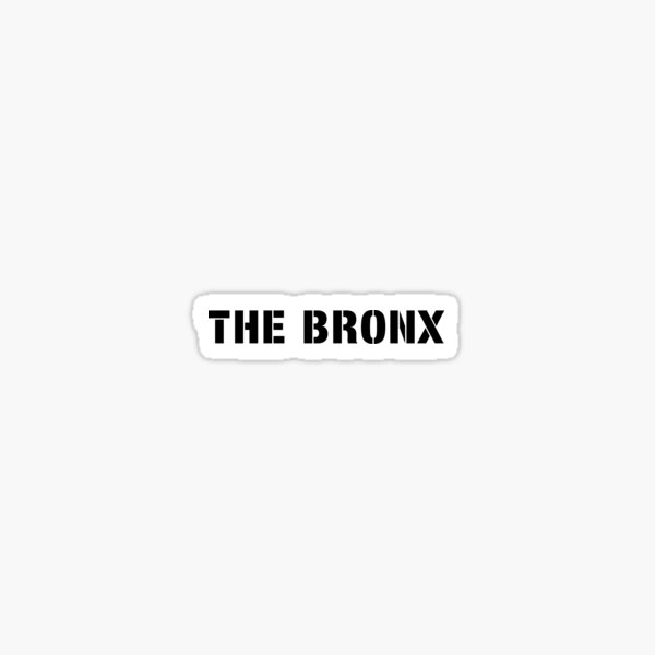 Bronx Sticker