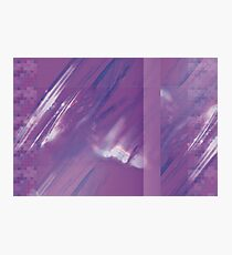 Pure Abstract Photographic Print