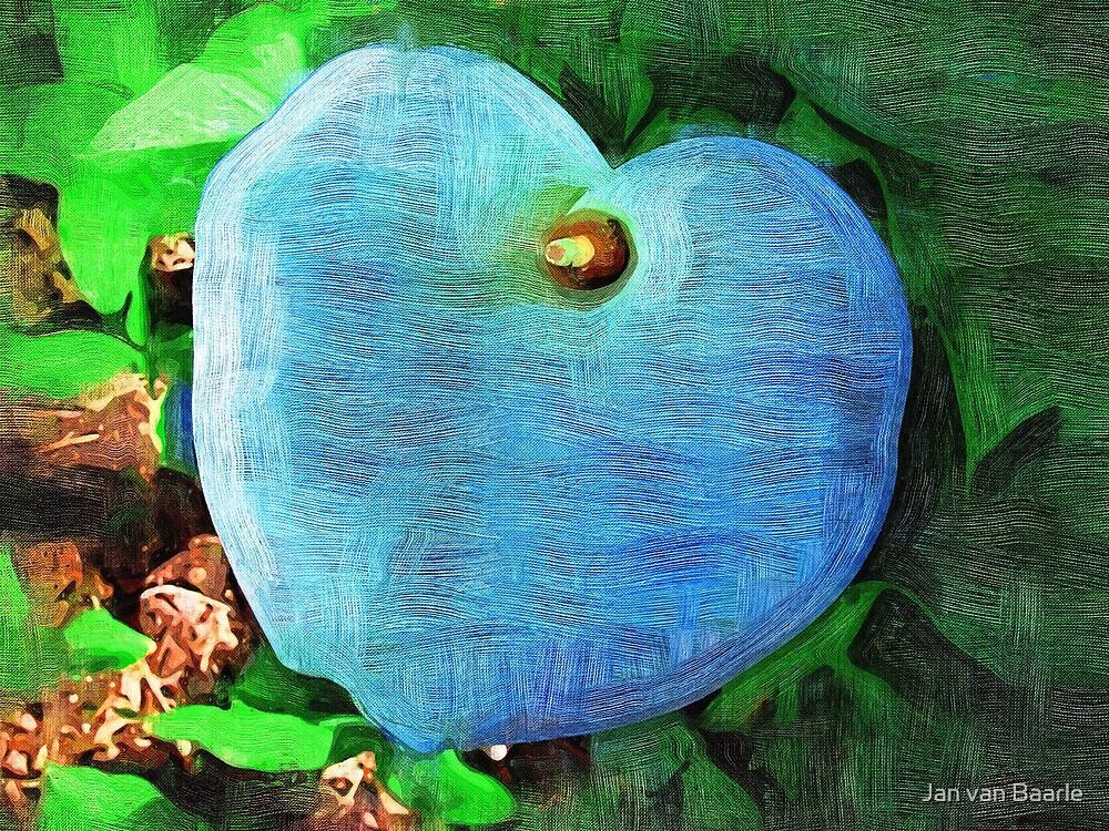 Blue Notes by Jan van Baarle