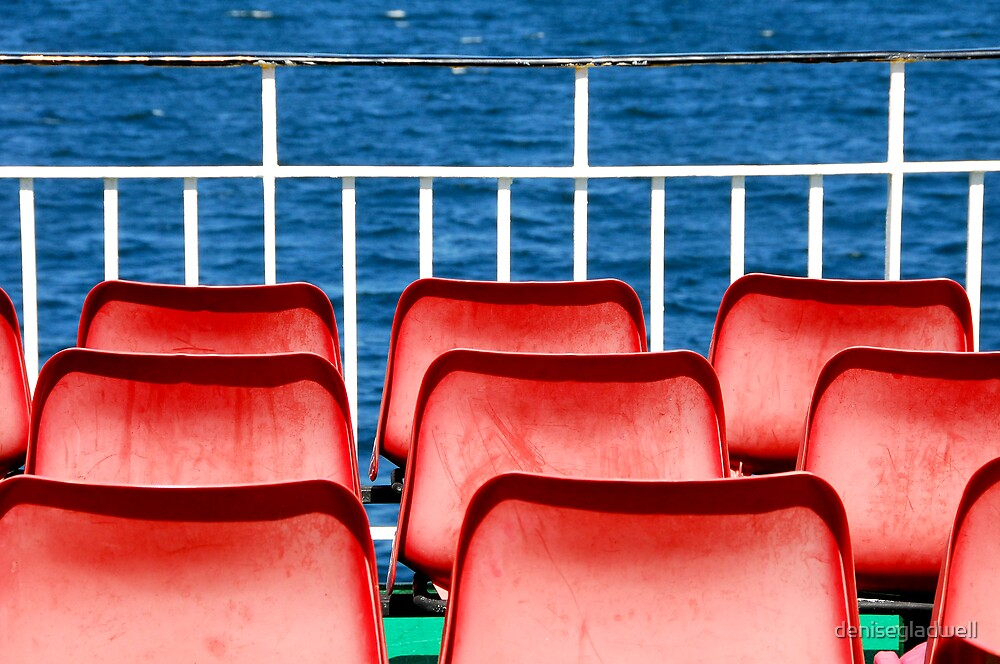 Wet Seats by denisegladwell