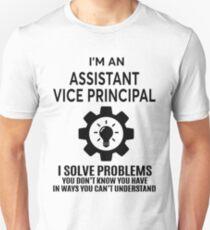d40b1b48 ASSISTANT VICE PRINCIPAL - NICE DESIGN 2017 Slim Fit T-Shirt