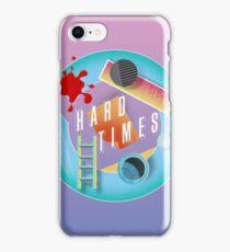 Paramore - Hard Times iPhone Case/Skin