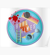 Paramore - Hard Times Poster