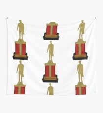 *NEW AND UPDATED* Dunder Mifflin Dundies Awards-Hottest in the Office *NEW AND UPDATED* Wall Tapestry