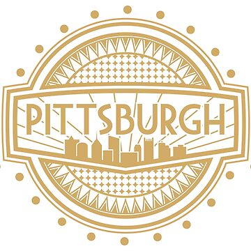 Pittsburgh Art Deco Design by baggss