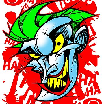 Clown Prince of Crime by JeremyHarburn