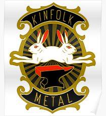 KINFOLK Bicycles Poster