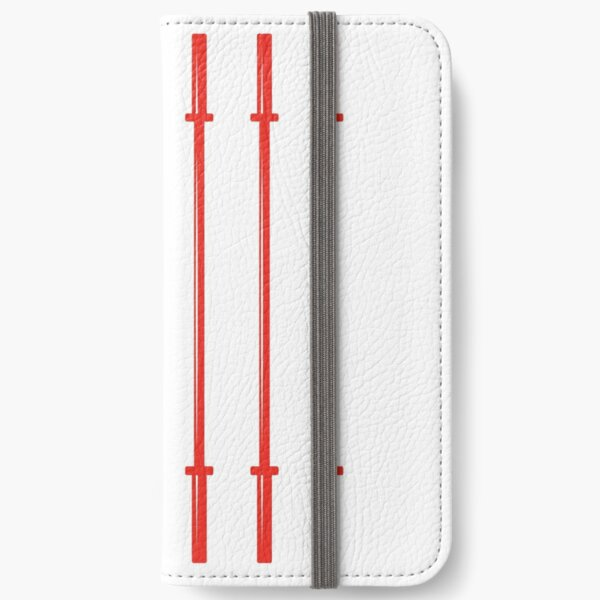 American Muscle Gifts For People Who Workout At The Gym iPhone Wallet