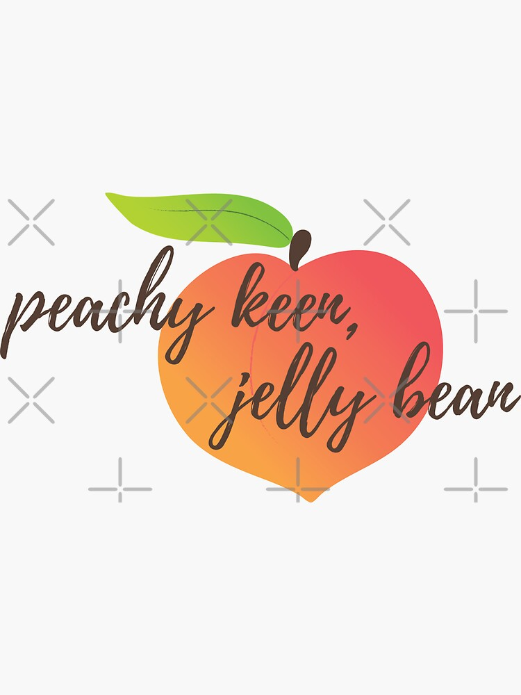 Peachy Keen by darrianrebecca