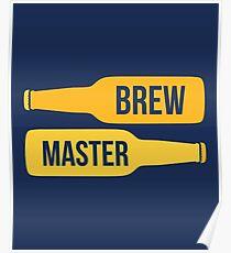 Brew Master Poster
