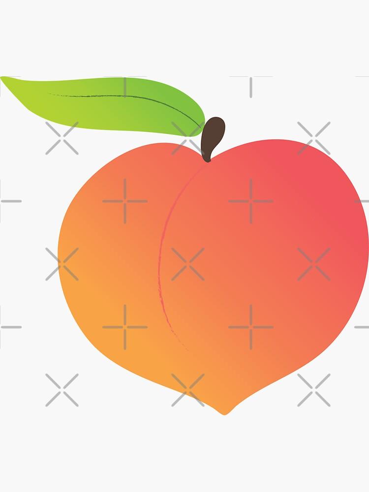 Peach by darrianrebecca