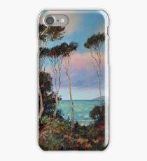 Elation and the Trees iPhone Case/Skin